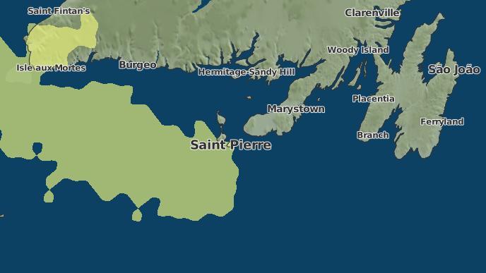 pour Allan's Island, Terre-Neuve-et-Labrador