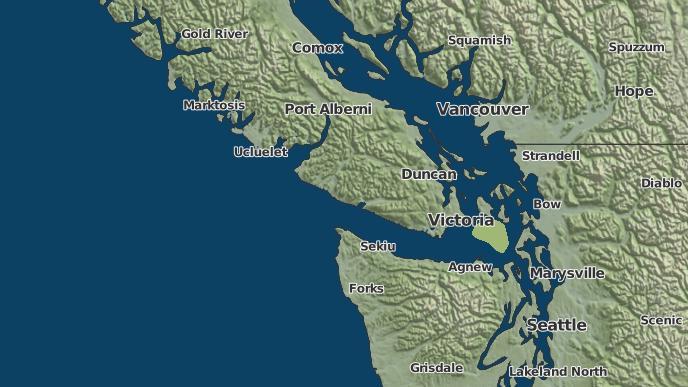 for Mesachie Lake, British Columbia