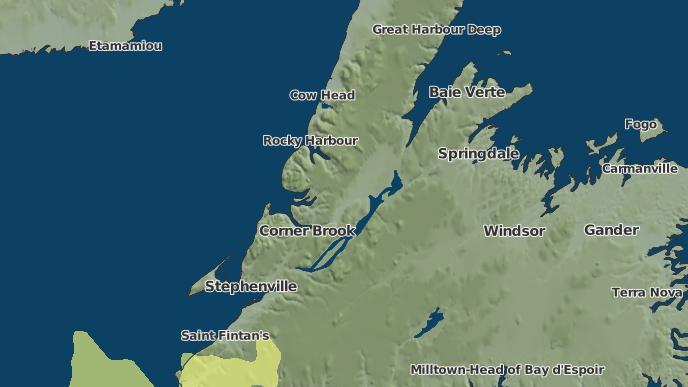 pour Cox's Cove, Terre-Neuve-et-Labrador
