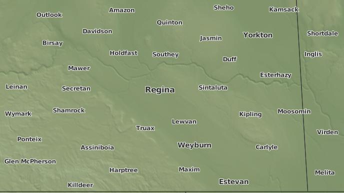 pour Riceton, Saskatchewan