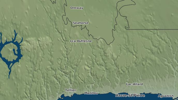 for Rivière-Nipissis, Quebec