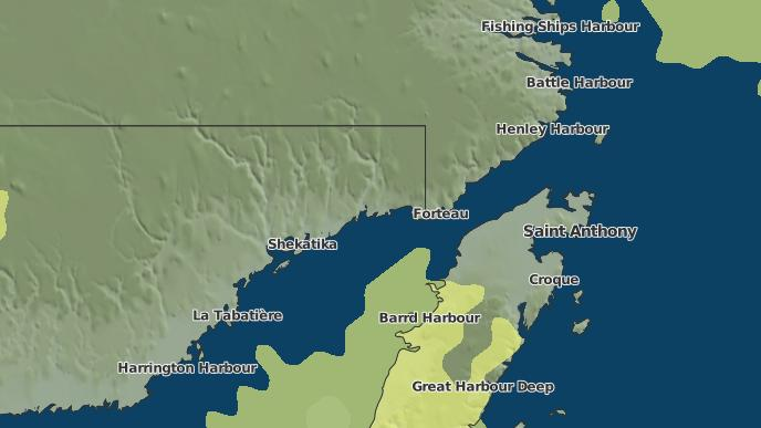 pour White House, Terre-Neuve-et-Labrador