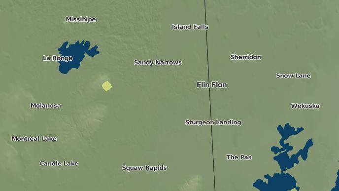 for Amiskosakahikan Indian Reserve No. 210, Saskatchewan