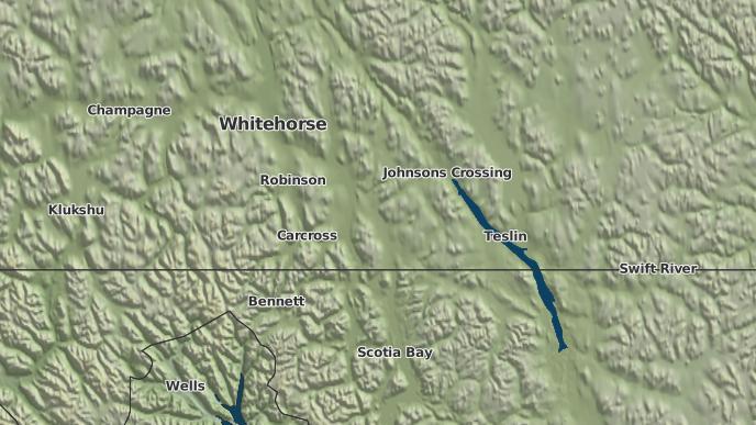 for Marsh Lake 5, Yukon